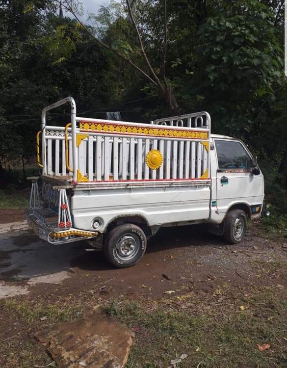 Suzuki Bolan 2008 Image-1