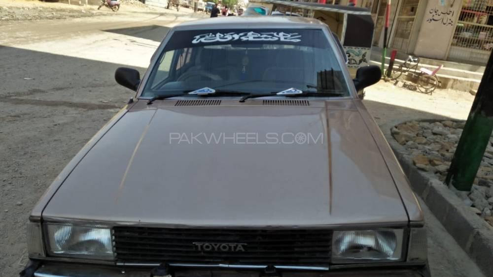 Toyota Corolla GL Saloon 1982 Image-1