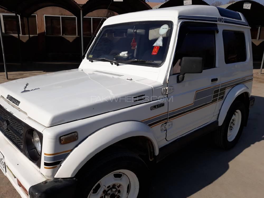 Suzuki Potohar 1996 Image-1