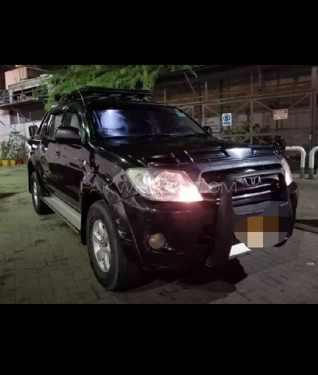 Toyota Hilux 2006 Image-1