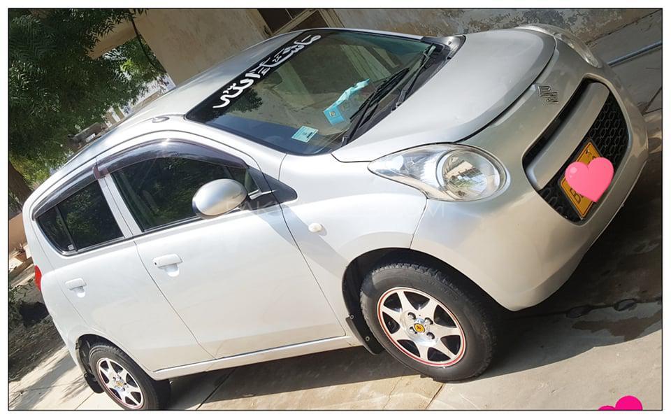 Suzuki Alto E Manual 2013 Image-1