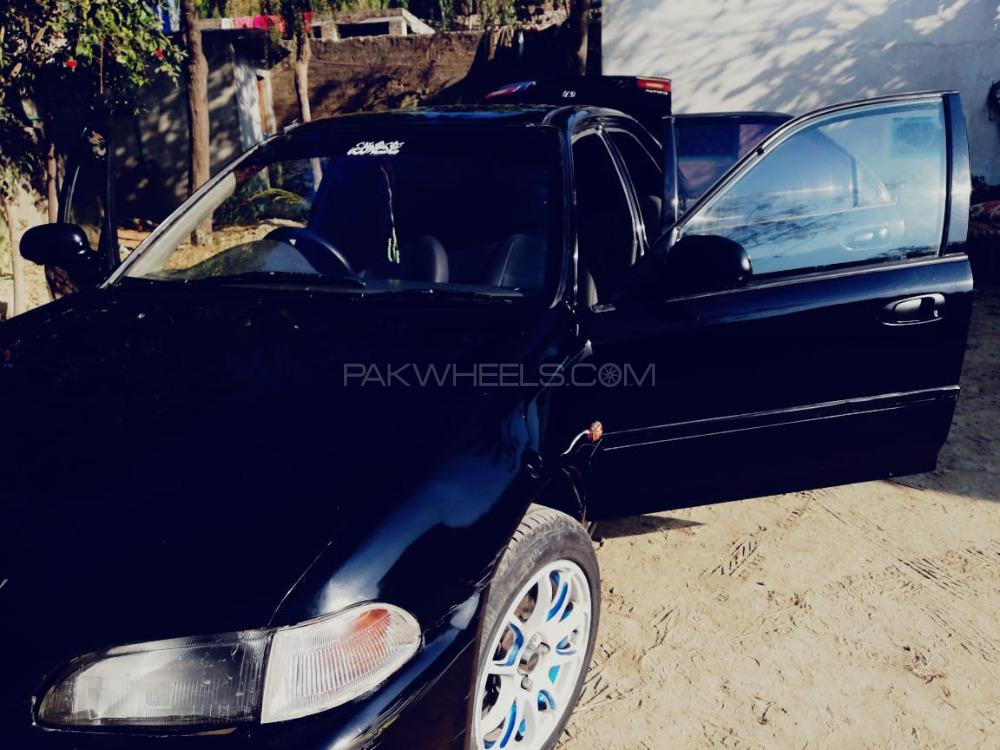 Honda Civic 1994 Image-1
