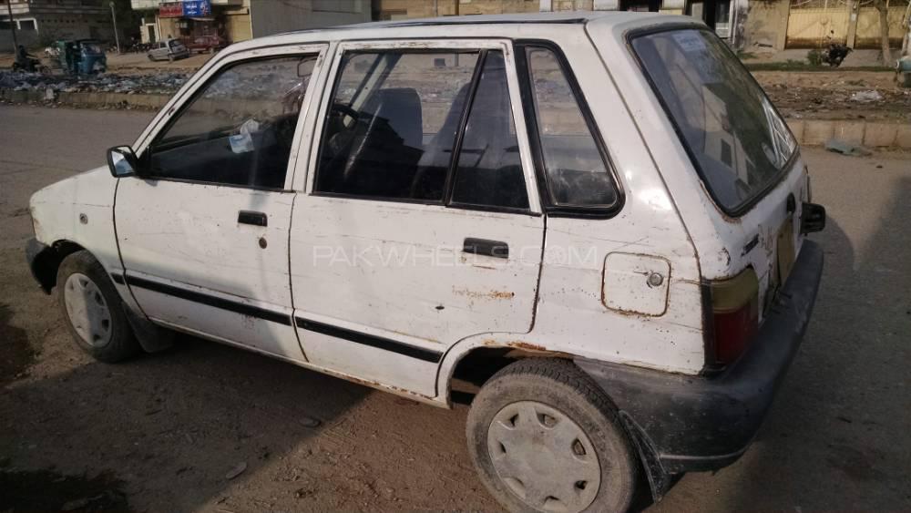 Suzuki Mehran VXR (CNG) 1997 Image-1