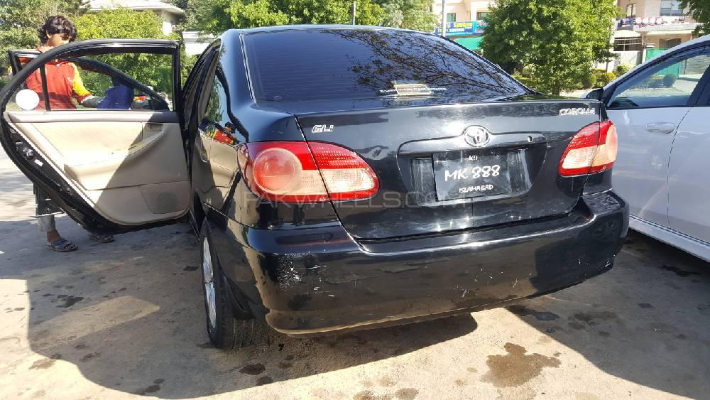 Toyota Corolla GLi 1.3 2008 Image-1