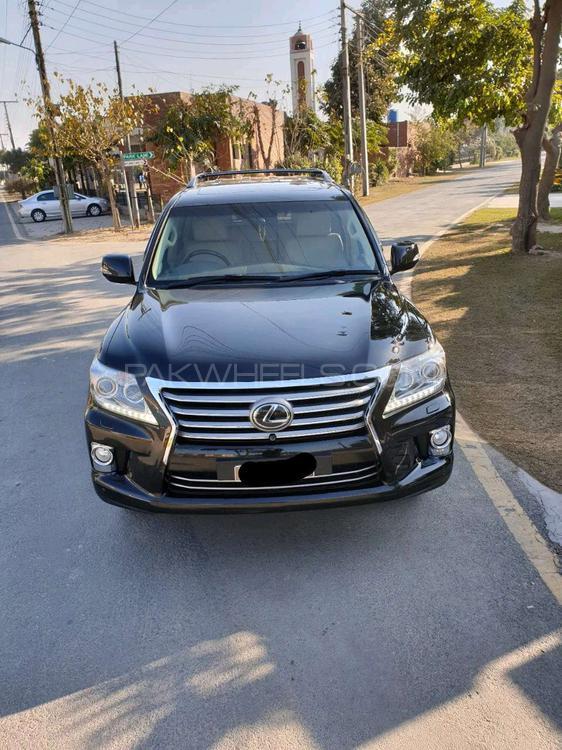 Lexus LX Series LX570 2013 Image-1