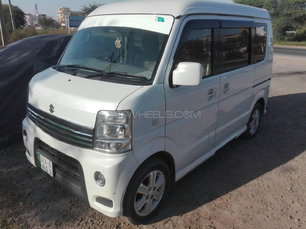 Suzuki Every Wagon JP Turbo 2013 Image-1