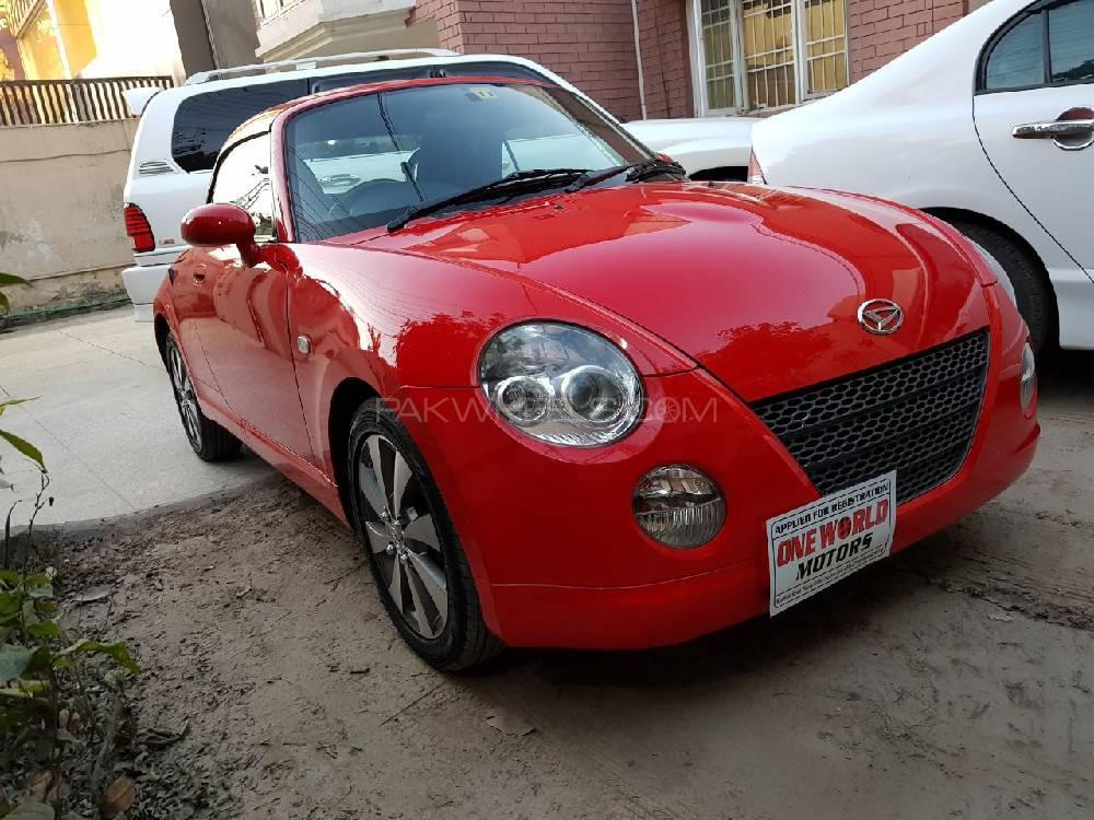Daihatsu Copen Active Top 2007 Image-1