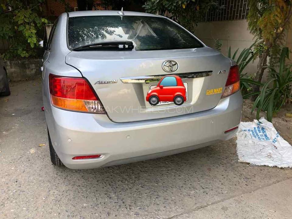 Toyota Allion A18 G Package 2007 Image-1