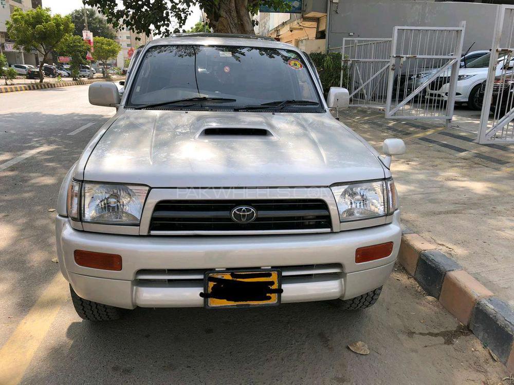 Toyota Surf SSR-X 3.0D 1997 Image-1
