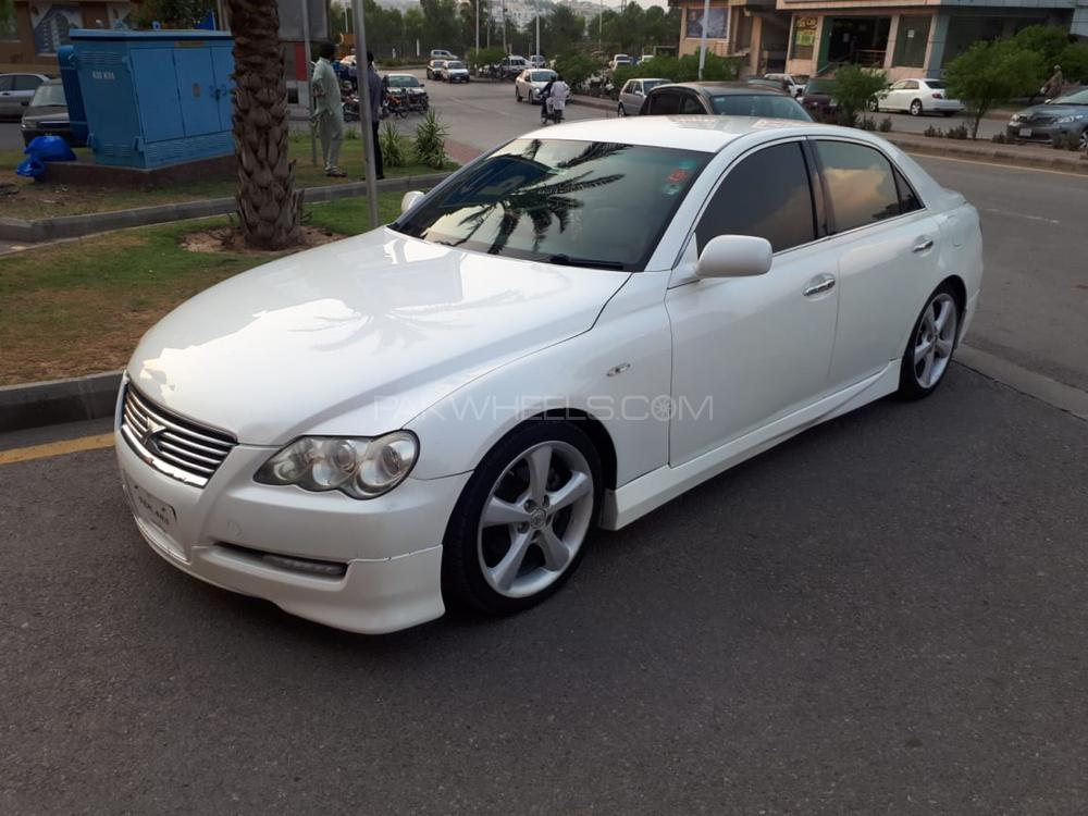 Toyota Mark X 250G S Package 2006 Image-1