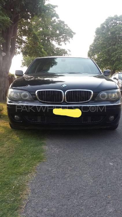 BMW 7 Series 730d 2009 Image-1