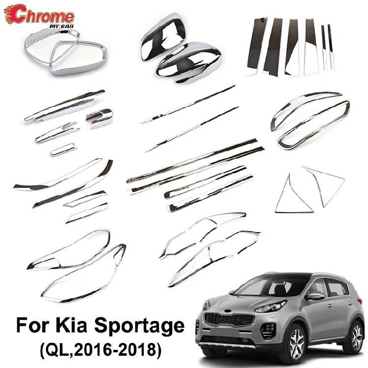 Kia sportage accessories and chrome trims sportage Image-1