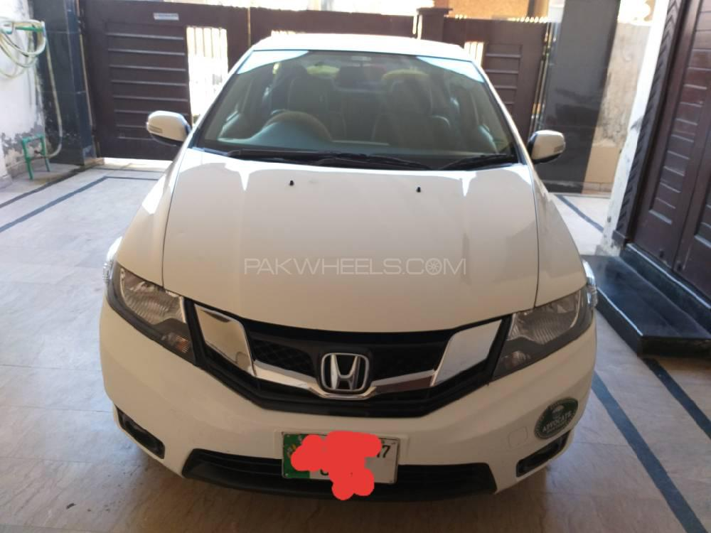Honda City Aspire 1.3 i-VTEC 2017 Image-1