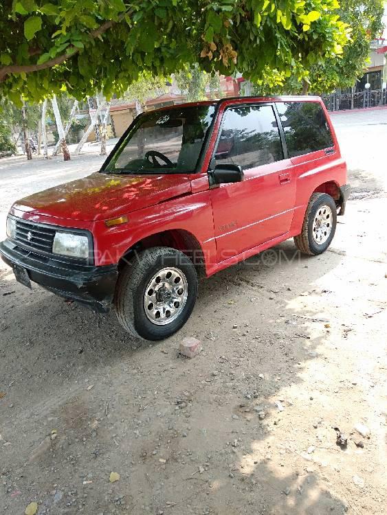 Suzuki Vitara GL+ 1.6 1990 Image-1