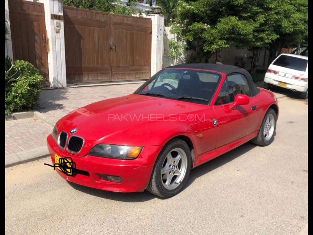 BMW Z3 Z3 Roadster 1997 Image-1