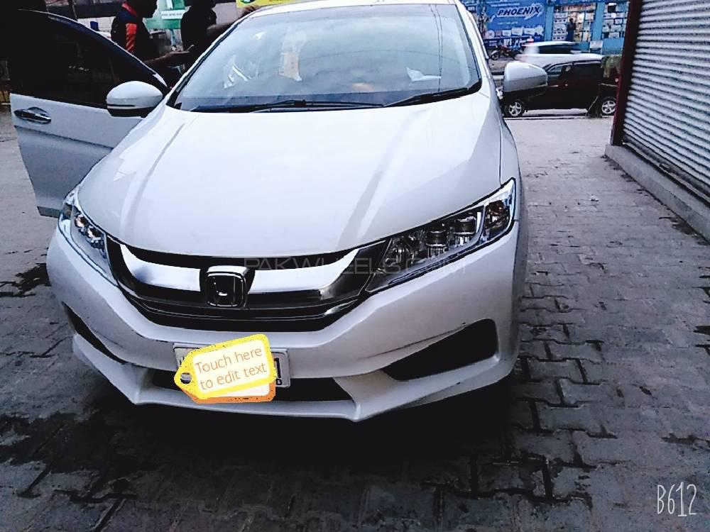 Honda Grace Hybrid LX 2014 Image-1