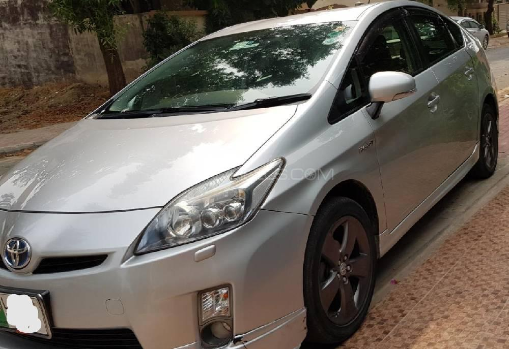 Toyota Prius G Touring Selection Leather Package 1.8 2011 Image-1