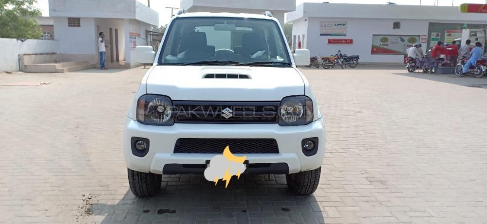 Suzuki Jimny JLDX 2013 Image-1