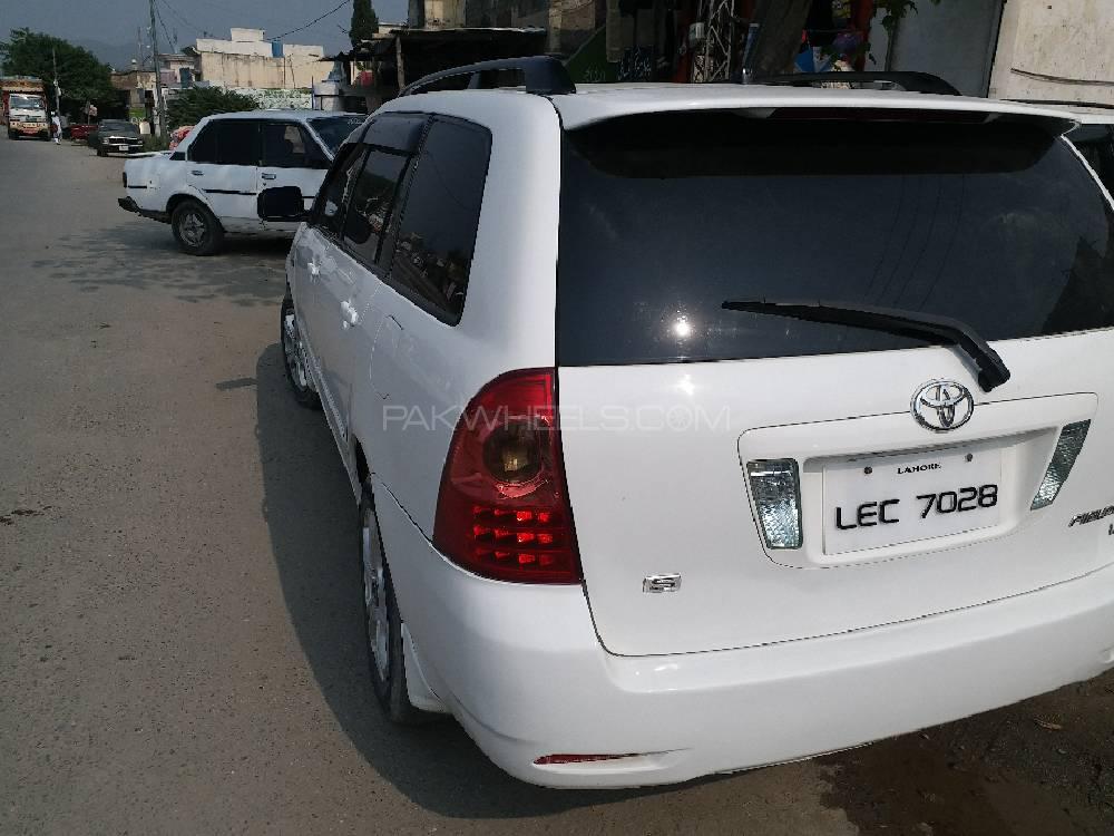 Toyota Corolla Fielder S 2006 Image-1