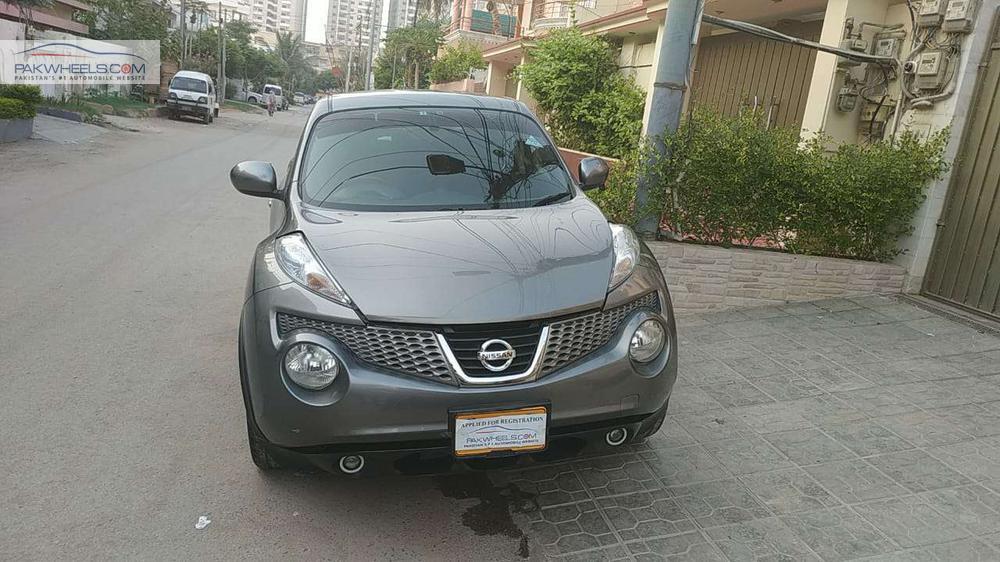 Nissan Juke 15RX Urban Selection 2011 Image-1