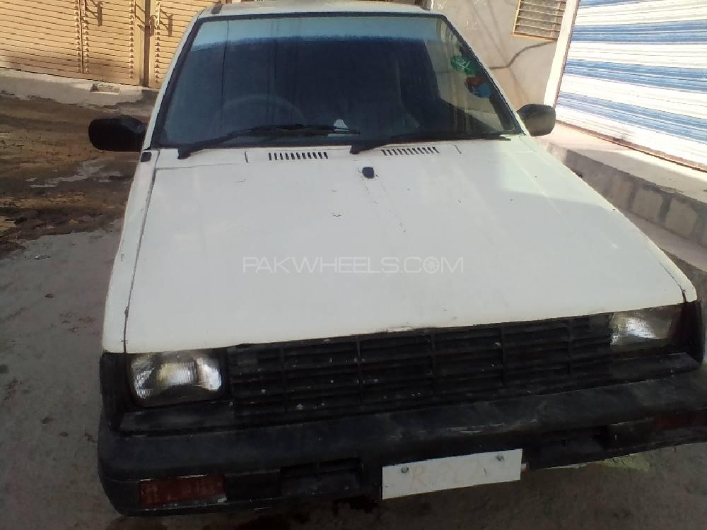 Nissan March 1988 Image-1