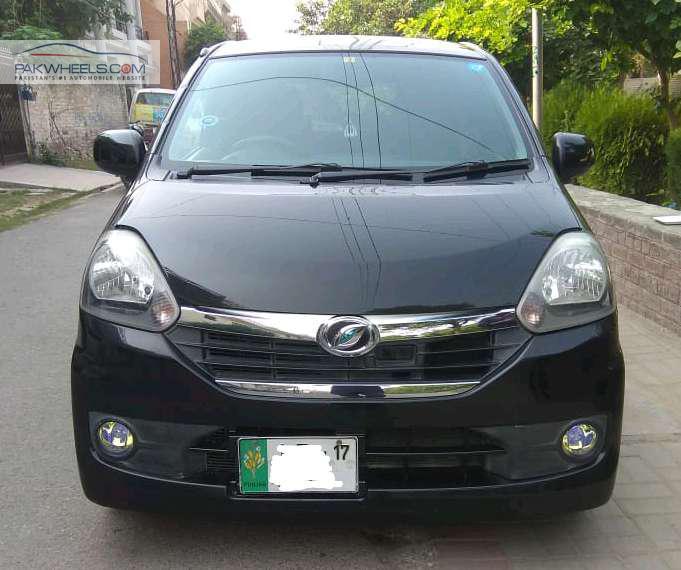 Daihatsu Mira Custom X 2013 Image-1