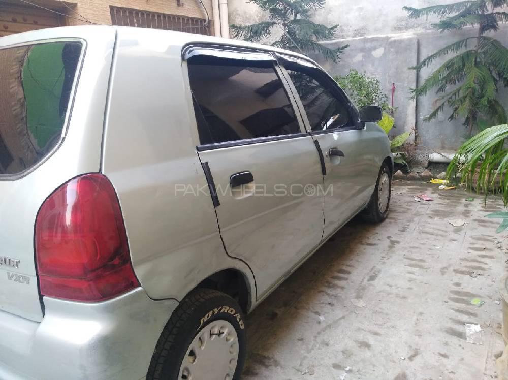 Suzuki Alto VXR (CNG) 2001 Image-1