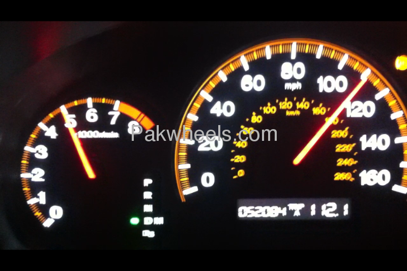 Honda Accord Cl7 Cl9 Instrument Gauge Cluster Speedometer