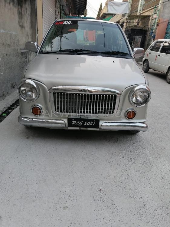 Subaru Dex 1997 Image-1