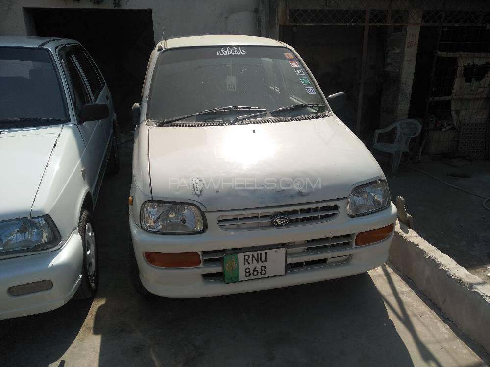 Daihatsu Cuore CL 2007 Image-1