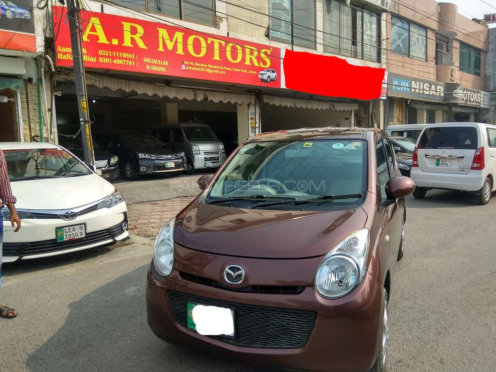 Mazda Carol GS 2010 Image-1
