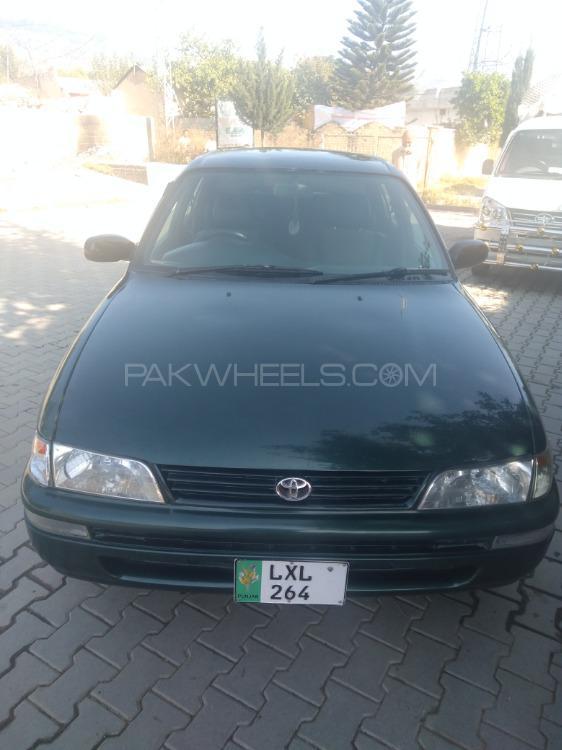 Toyota Corolla XE Limited 1999 Image-1