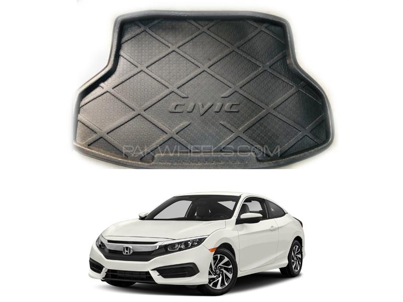 Honda Civic Trunk Mat 2016-2020 in Lahore