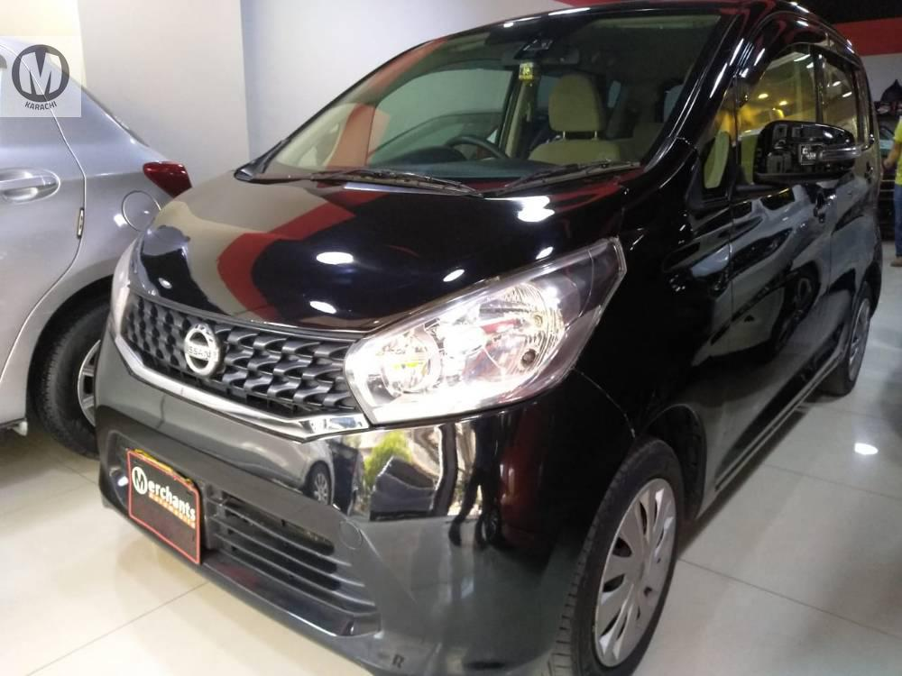NISSAN DAYZ S MODEL 2015 REGISTER 2017  SELLER'S COMMENTS ::: MAY ALLAH CURSE LIARS :::  Merchants Automobile offers highly reliable, transparent and competitive vehicle sale-purchase options, authenticated by reputable third party evaluations, and upholding highest technical & professional standards. Merchants Automobile is a name that signifies customer trust and we believe to have long term relationship rather then one time salesmanship  We ensure reliable vehicle assessments of all our vehicles through original auction report verification for unregistered cars and Pakwheels inspection certification for registered cars  We facilitate all our customers as per 3S & 4S modern dealership concept and We also offer attractive exchange deals with your old car to our new car