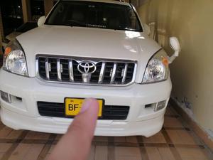 Used Toyota Prado TZ G 4.0 2007