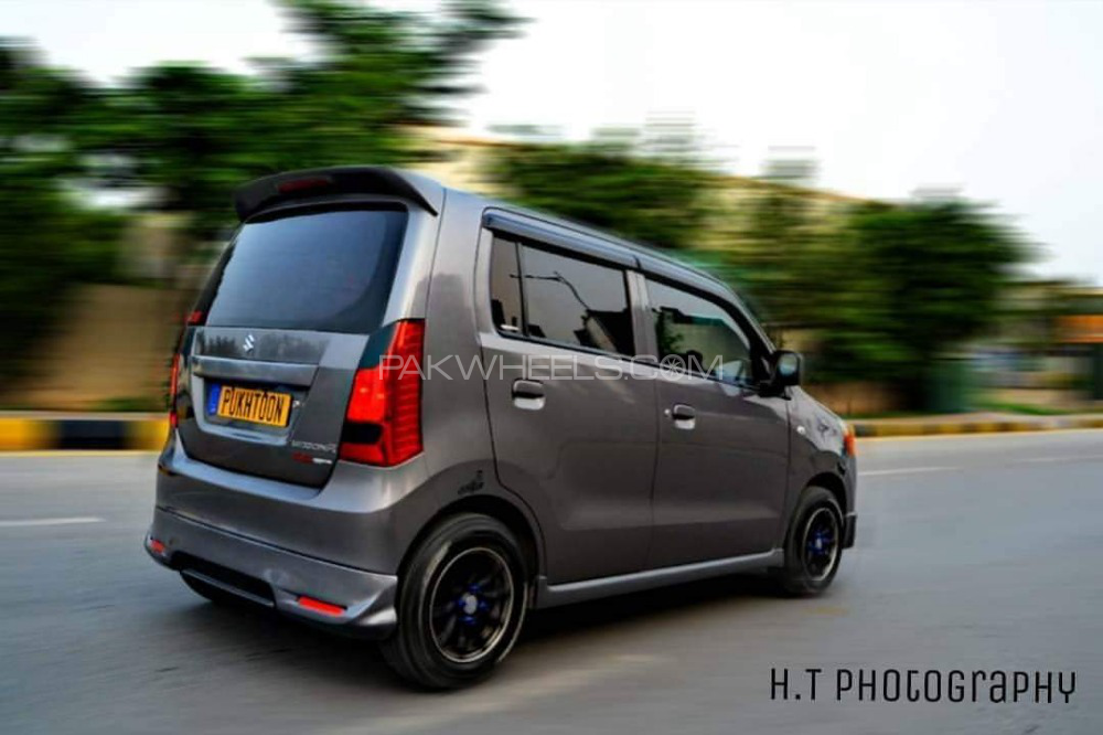 Suzuki Wagon R - 2014  Image-1