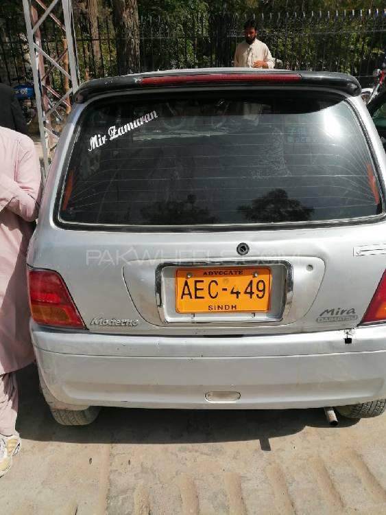 Daihatsu Cuore CX 2002 Image-1