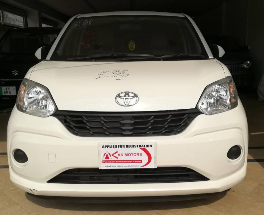 Toyota Passo X L Package 2016 Image-1