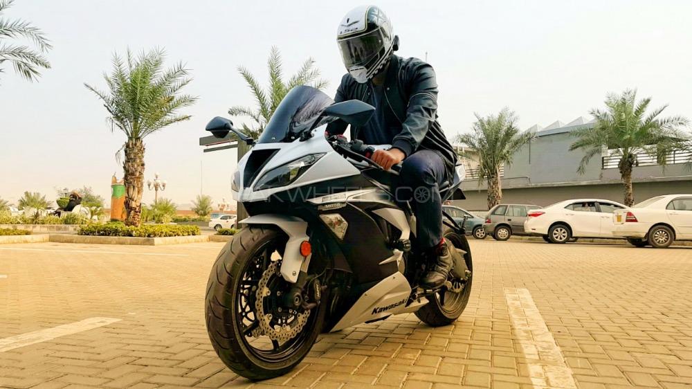Kawasaki Ninja ZX-6R - 2014  Image-1