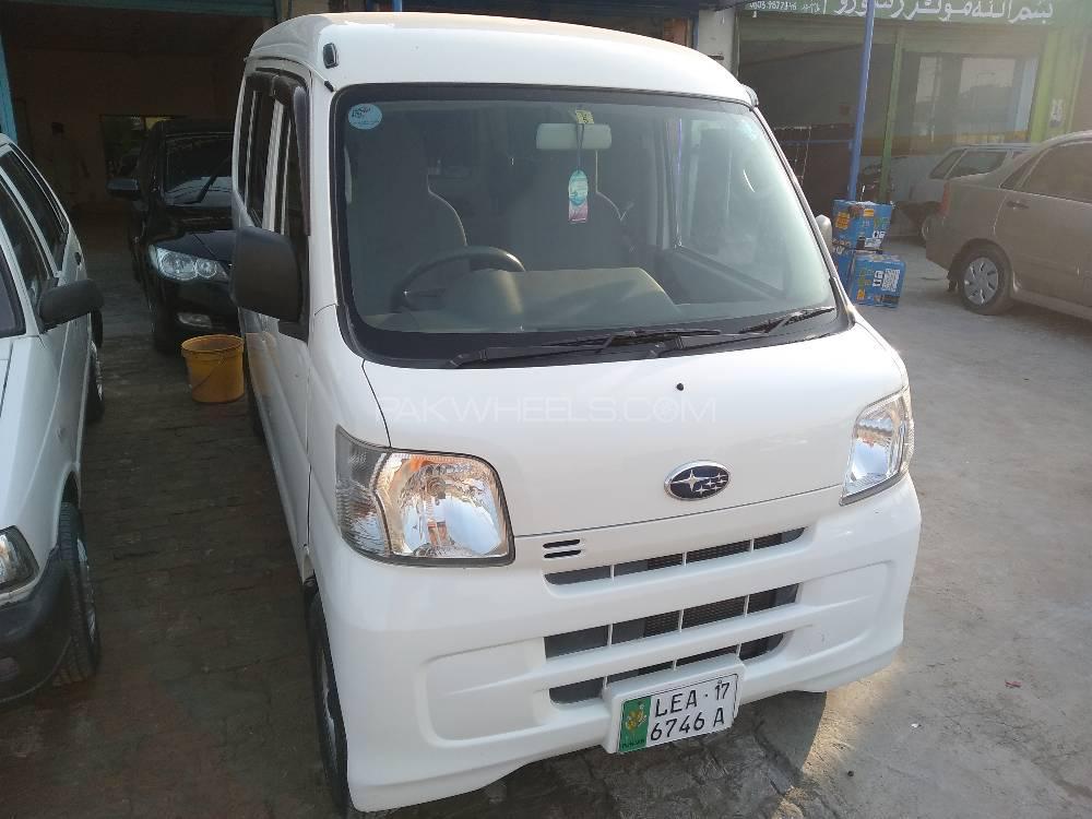 Subaru Sambar  2013 Image-1
