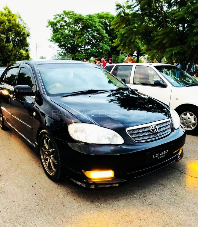Toyota Corolla - 2007  Image-1