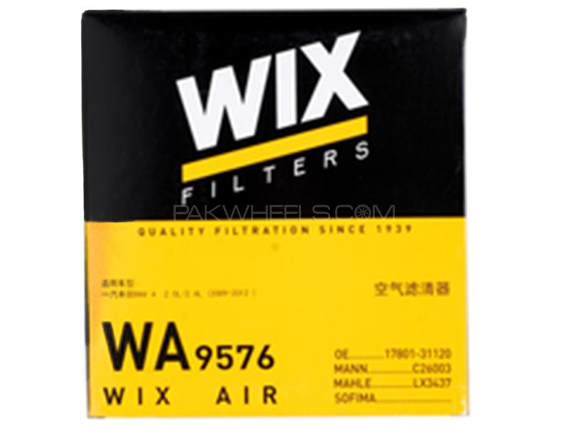 Wix Air Filter For Honda Fit 2013-2019 - WA 9680 in Karachi