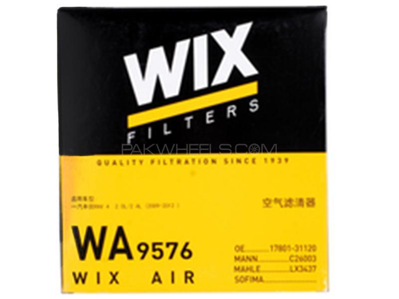 Wix Air Filter For Suzuki Alto 2000-2012 - WA 6395 in Karachi