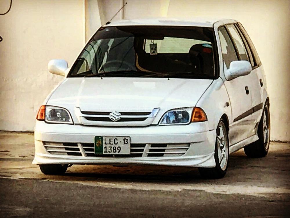Suzuki Cultus - 2013  Image-1