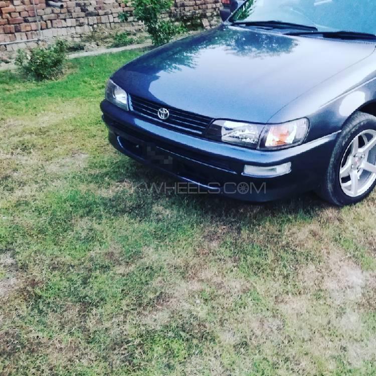 Toyota Corolla GLi 1.6 1997 Image-1