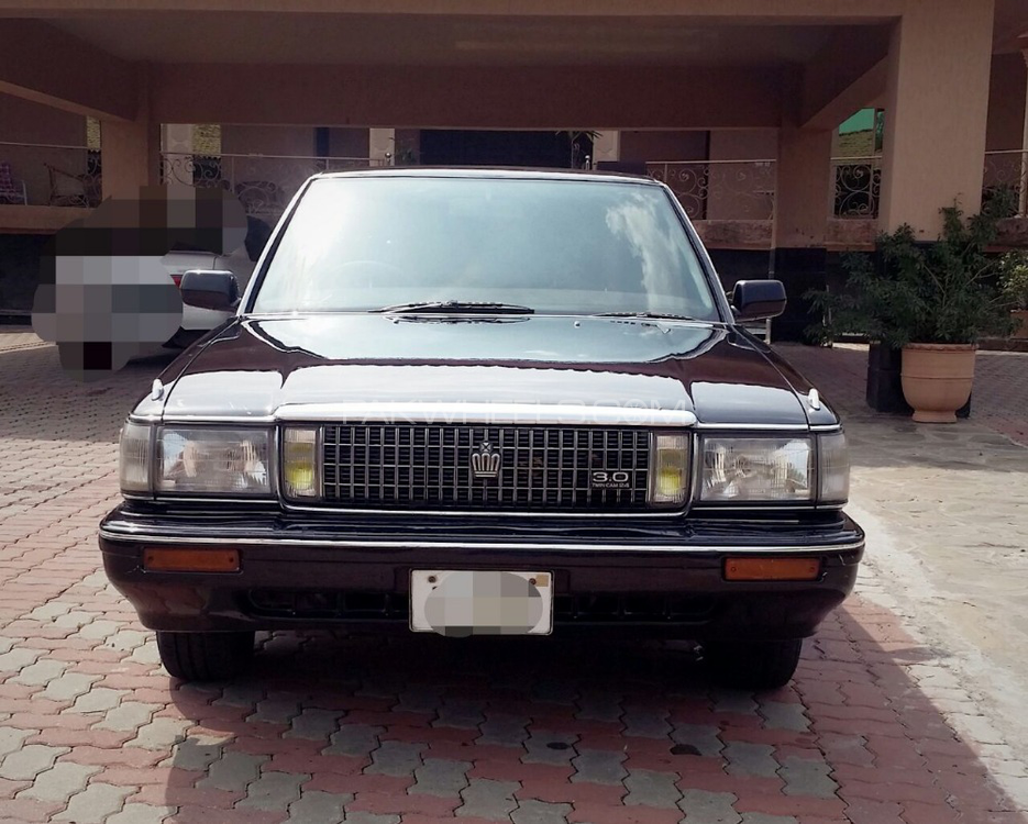 Toyota Crown - 1988  Image-1