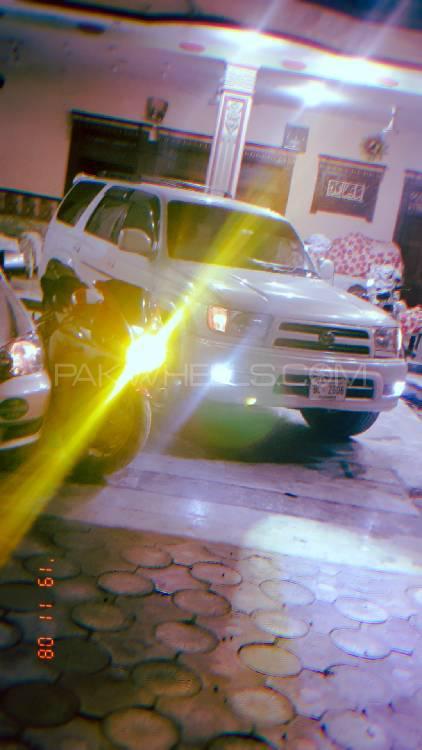 Toyota Surf SSR-G 2.7 2002 Image-1