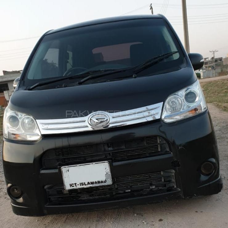 Daihatsu Move Custom G 2011 Image-1