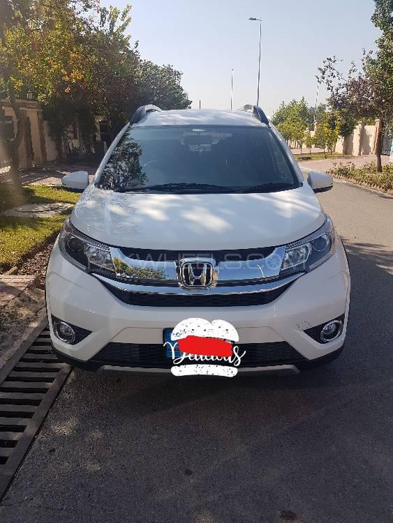 Honda BR-V i-VTEC S 2019 Image-1