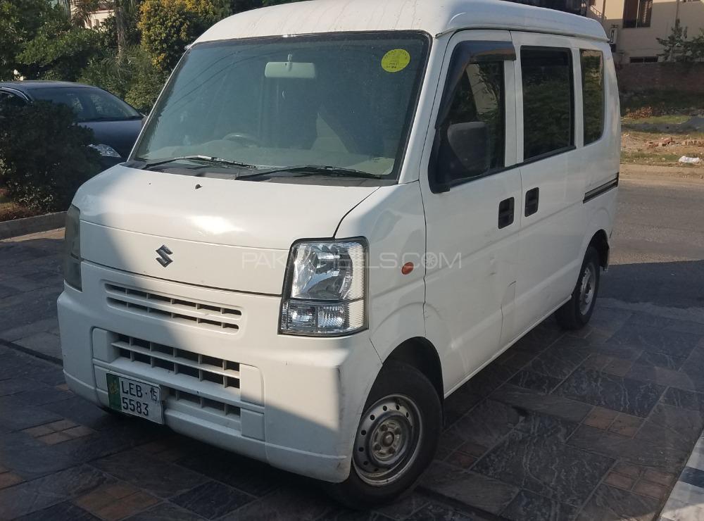 Suzuki Every 2009 Image-1